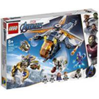 Lego Super Heroes Marvel - Resgate De Helicoptero Dos Vingadores Hulk