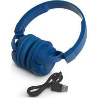 Fone De Ouvido Jbl T450Bt Supra Auricular Com Microfone E Bluetooth - Unissex