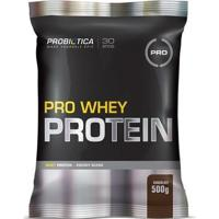 Pro Whey Protein - 500G - Probiótica - Chocolate