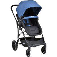 Carrinho De Bebê Convert Burigotto Blue Ixca5124Prc8