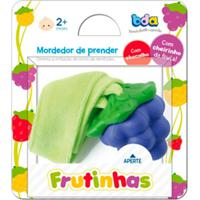 Mordedor De Prender Frutinhas Uva - Toyster