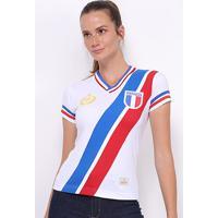 Camiseta Fortaleza 1946 Feminina - Feminino