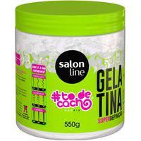 Gelatina Capilar #Todecach Fixador Salon Line Único