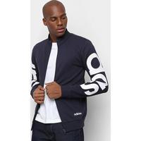Jaqueta Adidas Brand Masculina - Masculino-Marinho