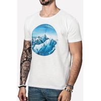 Camiseta Snow Mountain 0245