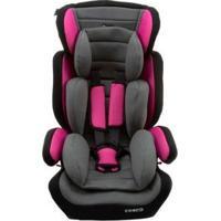 Cadeira Para Auto Cosco Tour - Unissex-Cinza+Rosa