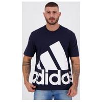 Camiseta Adidas Estampada Fav Bl Marinho