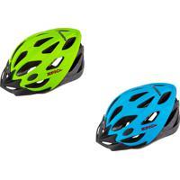 Capacete Ciclismo Mv23 17 Led - Epic Line