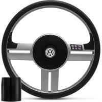 Volante Rallye Comando De Som Multifuncional Volkswagen Vw