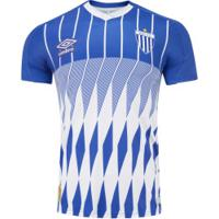 Camisa Do Avaí Iii 2019 Umbro - Masculina - Azul/Branco