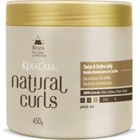Keracare Avlon Natural Curls Twist & Define Jelly Geléia Modeladora De Cachos 450G