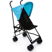 Carrinho De Bebê Com 4 Rodas Umbrella Quick-Voyage - Azul