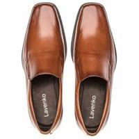 Sapato Social Kiregel Plus 3900 Whisky Marron