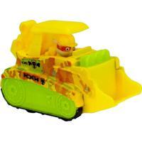 Patrulha Canina Mini Veículo Resgate Na Selva Rubble - Sunny - Tricae
