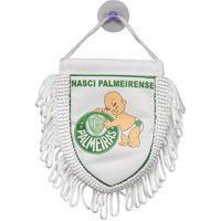 Mini Flâmula Palmeiras Nasci Palmeirense Masculina