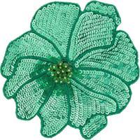Racil Broche Floral - Verde