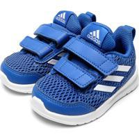 Tênis Esportivo Adidas Menino Altarun Cf I Azul