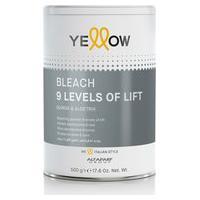 Yellow - Bleach - Pó Descolorante 9 Tons 500 G
