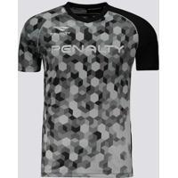 Camisa Penalty Hexa Gradation Jp - Masculino