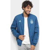 Jaqueta Argentina Hino Adidas Masculina - Masculino