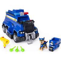 Veículo E Mini Figura - Carro De Polícia - Resgate Extremo - Patrulha Canina - Sunny