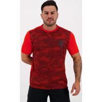 Camisa Flamengo New Camo Masculina - Masculino