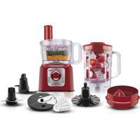 Multiprocessador De Alimentos Multichef Arno 7 Em 1 700W Vermelho 127