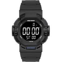 Relógio Mormaii Mo6710Aa8A Masculino - Masculino-Preto