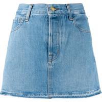J Brand Saia Jeans Evasê - Azul