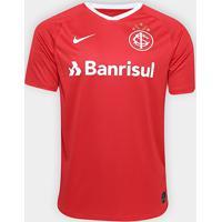 Camisa Internacional I 19/20 S/Nº Estádio Nike Masculina - Masculino