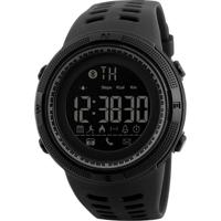 Relógio Pedômetro Skmei Digital 1250 - Preto