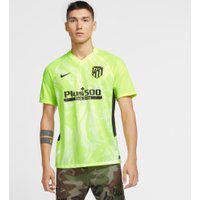 Camisa Nike Atlético De Madrid Iii 2020/21 Torcedor Pro Masculina