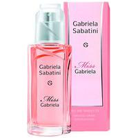 Perfume Miss Gabriela Sabatini Feminino Eau De Toilette   Gabriela Sabatini   30Ml