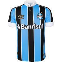 Camisa Umbro Grêmio Oficial 1 2019 Classic C/N 10 Masculina - Masculino