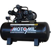 Compressor De Ar Monofásico 3Hp Motomil Cmw 15/175 Bivolt