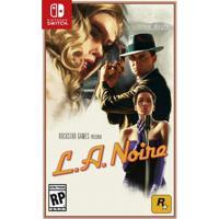 L.A. Noire - Switch - Unissex