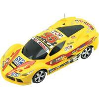 Carrinho De Controle Remoto Motor Sport 7 Funções - Unissex-Amarelo