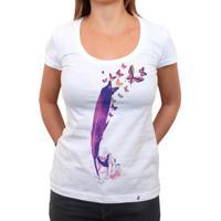 Unlimited - Camiseta Clássica Feminina