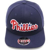 2d7e3b234 Boné New Era Premium Philadelphia Phillies Azul