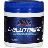 Glutamine 300G Giants Nutrition - Unissex