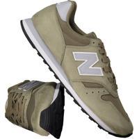 Tênis New Balance 373 Verde E Cinza