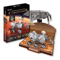 Quebra-Cabeça 3D Carro Lunar 166 Peças -Brinquedos Chocolate
