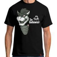 Camiseta The Godbowser