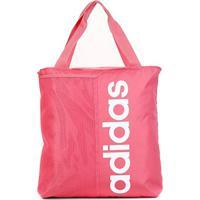 Bolsa Adidas Linear Tote - Unissex-Pink