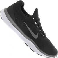Tênis Nike Free Trainer V7 - Masculino - Preto/Cinza Esc