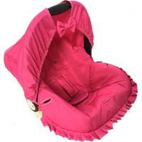 Capa Para Bebê Conforto Rosa Alan Pierre Baby 0 A 13 Kg Pink