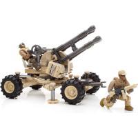 Mega Bloks Call Of Duty Veículo De Abate De Aviões Mattel Multicolorido
