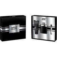 Kit Montblanc Perfume Legend Eau De Toilette 100Ml + Aftershave 100Ml + Mini 7,5Ml Masculino Único
