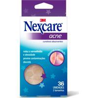 Acne Cover Nexcare 3M Com 36 Unidades
