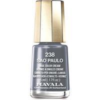 Mavala Mini Esmalte Color São Paulo N238 5Ml - Feminino-Incolor